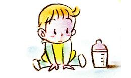 なぜ、赤ちゃんが飲む水は重要なの?のイメージ